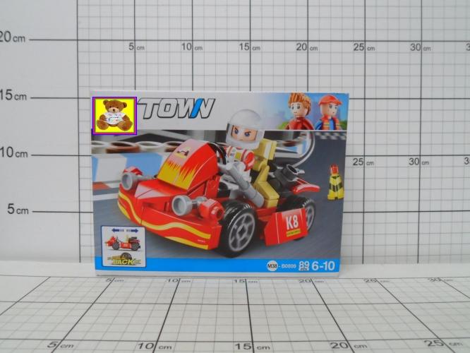 KLOCKI-SLUBAN KLUB MOTO 89 EL.          5900949436524
