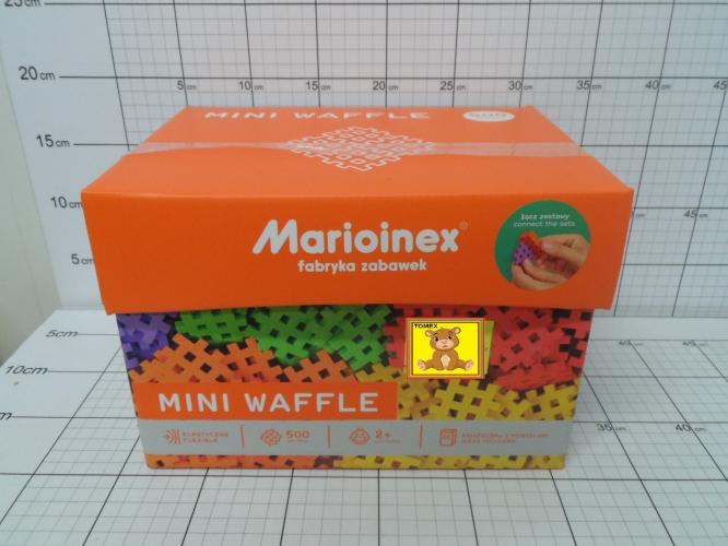 MARIO WAFFLE MINI 500SZT                5903033902141