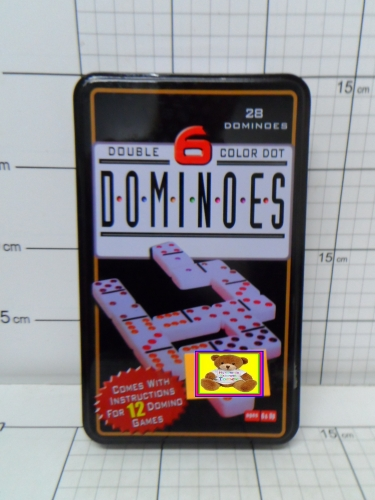 DOMINO W METALOWEJ PUSZCE 8601308280235