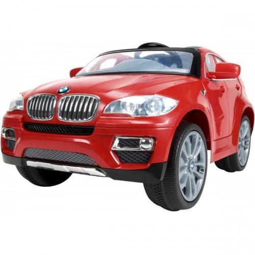 AUTO NA AKUMULATOR BMW X6 CZERWONE      390